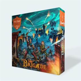 THE BRIGADE CORE SET + 2 EXPANSIONS DEAL