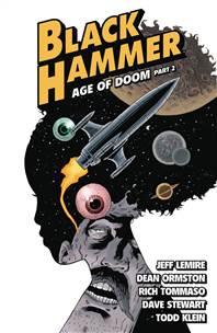 BLACK HAMMER TP VOL 04 AGE OF DOOM PART II