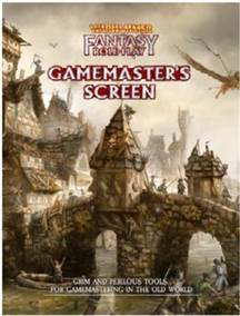WARHAMMER FANTASY RPG: GAMEMASTERS SCREEN