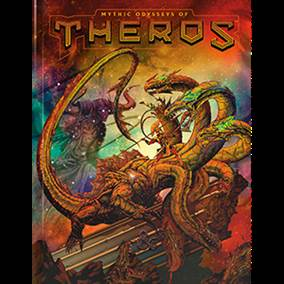 D&D MYTHIC ODYSSEYS OF THEROS LIMITED EDITION