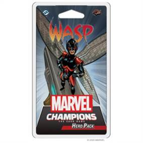 MARVEL CHAMPIONS LCG THE WASP HERO PACK