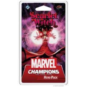 MARVEL CHAMPIONS LCG SCARLET WITCH HERO PACK