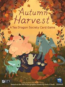 AUTUMN HARVEST TEA DRAGON SOCIETY CARD GAME