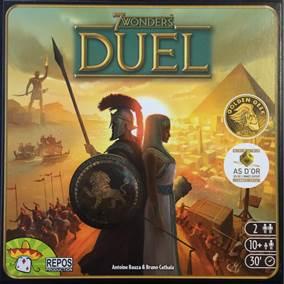 7 WONDERS DUEL - NL