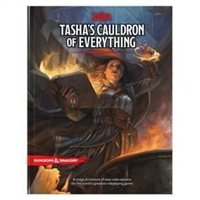D&D NEXT TASHA'S CAULDRON OF EVERYTHING