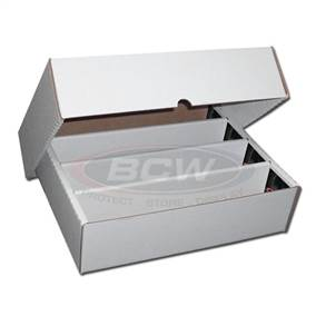 3200 COUNT STORAGE BOX (FULL LID)