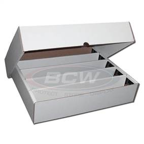 5000 COUNT STORAGE BOX (FULL LID)