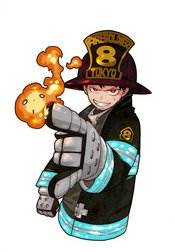 FIRE FORCE GN VOL 21