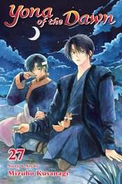 YONA OF THE DAWN GN VOL 27