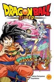 DRAGON BALL SUPER GN VOL 11