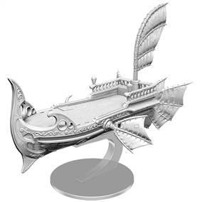 D&D NOLZUR'S MARVELOUS MINIATURES: SKYCOACH