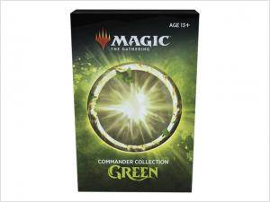 MTG COMMANDER COLLECTION: GREEN