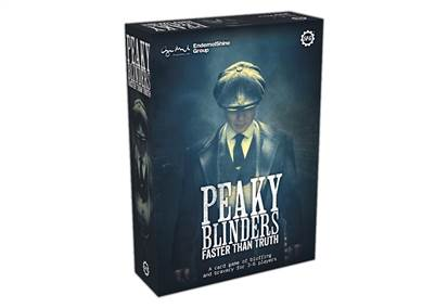 PEAKY BLINDERS FASTER THAN TRUTH