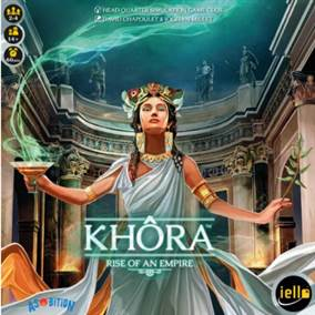 KHÔRA - RISE OF AN EMPIRE