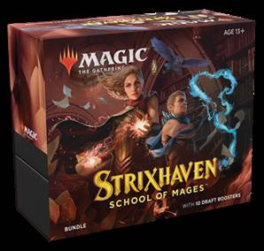 MTG - STRIXHAVEN: SCHOOL OF MAGES BUNDLE