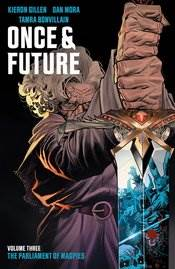 ONCE & FUTURE TP VOL 03