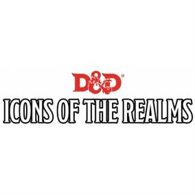 D&D ICONS OF THE REALMS MINIATURES: SNOWBOUND (SET 19)