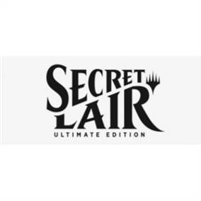 MTG - SECRET LAIR: ULTIMATE EDITION 2 - GREY BOX
