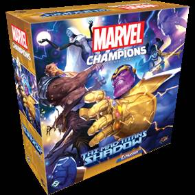 MARVEL CHAMPIONS LCG THE MAD TITAN'S SHADOW CAMPAIGN