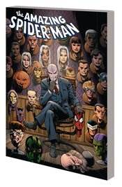 AMAZING SPIDER-MAN BY SPENCER TP VOL 14 CHAMELEON CONSPIRACY